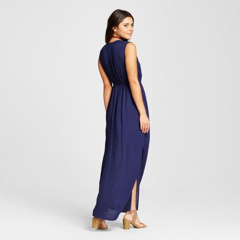 92f132935e529 Women's Printed Maxi Dress - Xhilaration™ (Juniors') : Target