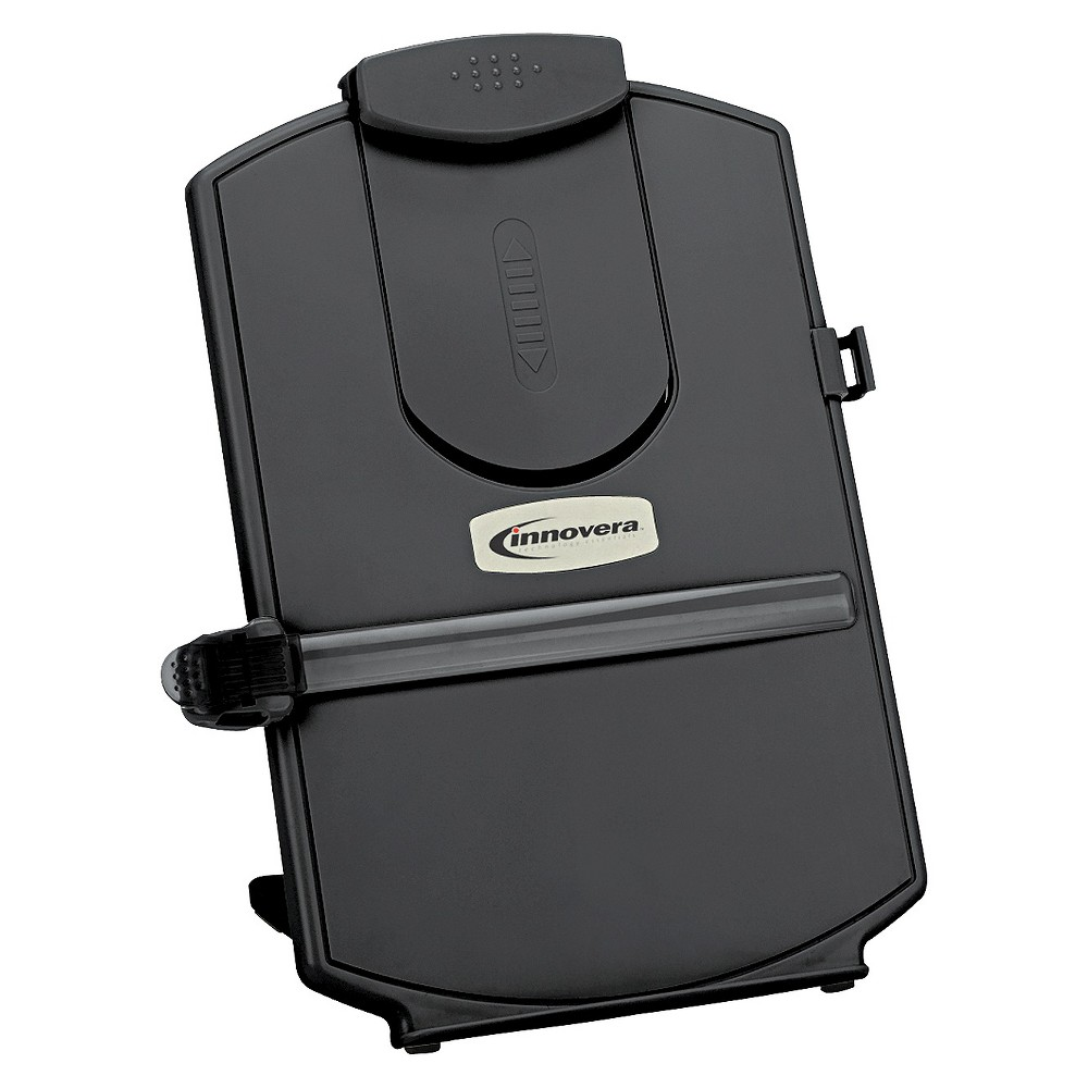 Image of Innovera Desktop Copyholder Black