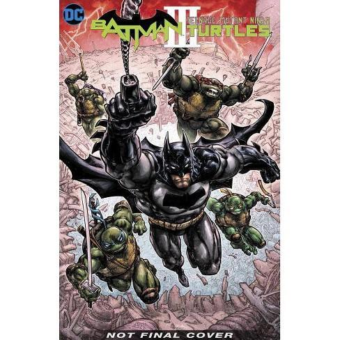 Batman/Teenage Mutant Ninja Turtles III - by  James Tynion IV (Hardcover) - image 1 of 1