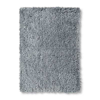 Memory Foam Solid Bath Rugs And Mats Gray Mist - Room Essentials™