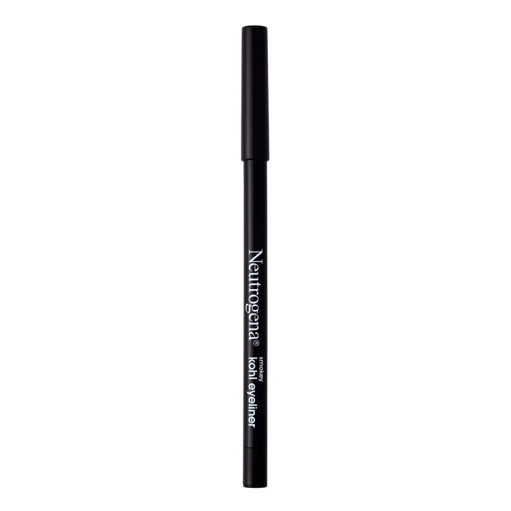 Neutrogena Smokey Kohl Water-Resistant Eyeliner - Jet Black - 0.004oz, Jet Black 10 Neutrogena Smokey Kohl Water-Resistant Eyeliner - Jet Black - 0.004oz Color: Jet Black 10.