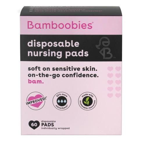 Bamboobies Disposable Nursing Pads- 60ct - image 1 of 4
