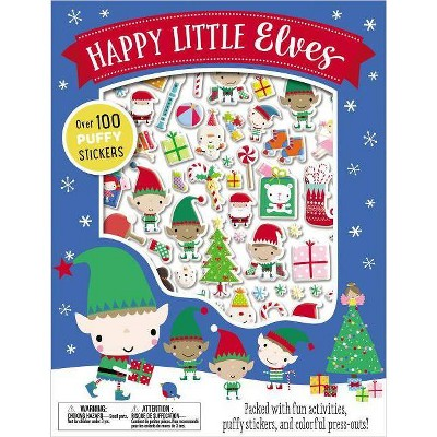 Happy Little Elves - by  Make Believe Ideas Ltd (Mixed Media Product)