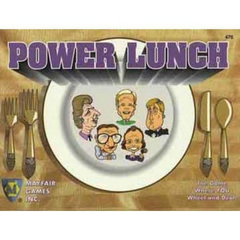 Power Lunch Board Game - image 1 of 1