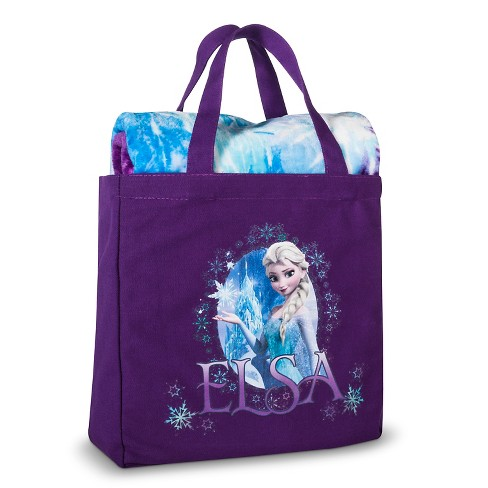 Disney® Frozen Elsa Throw-in-a-Bag - image 1 of 2