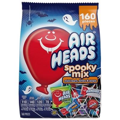 Airheads Halloween Spooky Mix Bag - 49.28oz/160ct