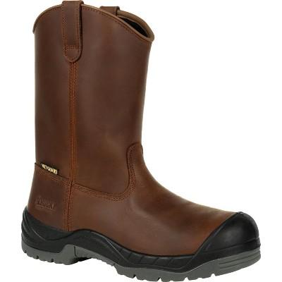 Men's Rocky Worksmart Composite Toe Internal Met Guard Waterproof Work Boot
