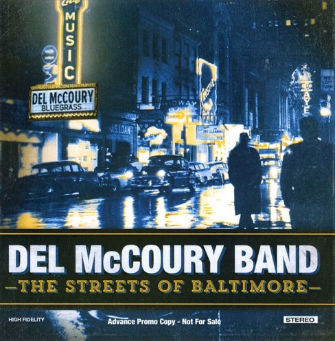 Del band mccoury - Streets of baltimore (CD) - image 1 of 1