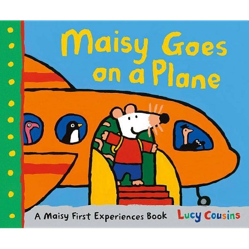 Maisy Goes on a Plane - by  Lucy Cousins (Paperback) - image 1 of 1