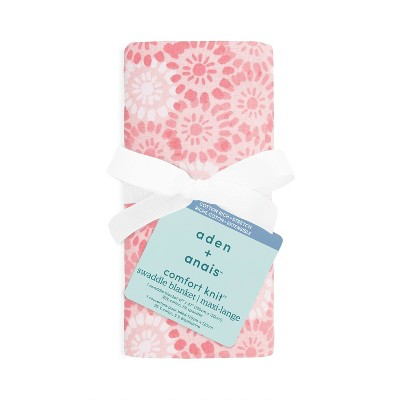 aden + anais Comfort Knit Swaddle Blanket Sunburst