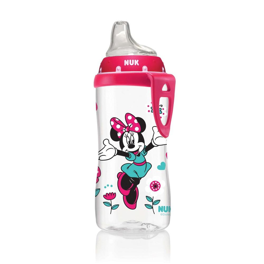 Nuk Disney Active Cup 10oz - Minnie, Multi-Colored