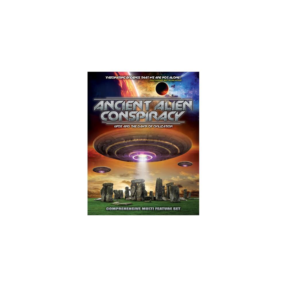 Ancient Alien Conspiracy:Ufos (Dvd)