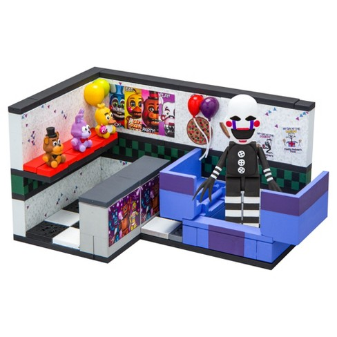 Five Nights at Freddy's® Small Builds Prize Corner with Puppet - image 1 of 2