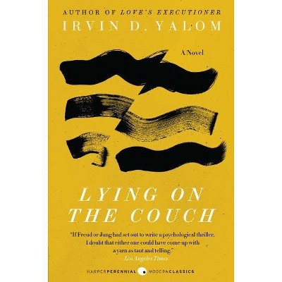 Lying on the Couch - by  Irvin D Yalom (Paperback)