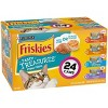 Purina Friskies Tasty Treasures Variety Pack Wet Cat Food - 5.5oz cans / 24ct - image 4 of 4