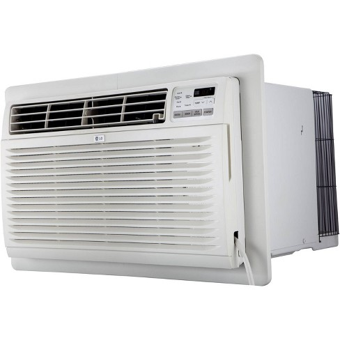 LG Electronics 10,000 BTU 230V Through the Wall Air Conditioner with 11,200 BTU Supplemental Heat Function - image 1 of 2