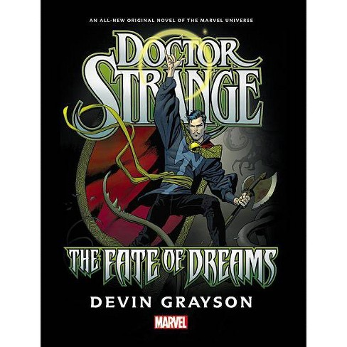 Doctor Strange: The Fate of Dreams - (Hardcover) - image 1 of 1