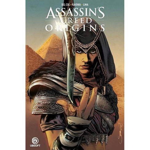 Assassin's Creed: Origins - by  Anthony Del Col (Paperback) - image 1 of 1
