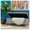 Harper Storage Ottoman Bench - Christopher Knight Home - image 3 of 4