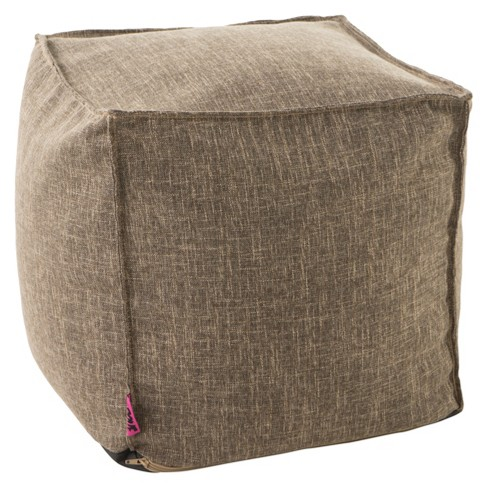 Alder Cube Ottoman - Christopher Knight Home - image 1 of 3