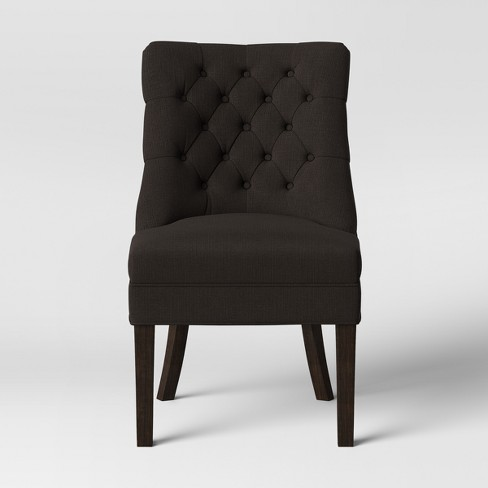Winslow Tufted Back Chair - Threshold™ - image 1 of 4
