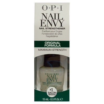 OPI Nail Envy Maximum Strength Nail Strengthener - 0.5 fl oz