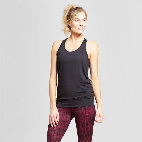Women's Banded Bottom Tank Top - C9 Champion® - image 1 of 3
