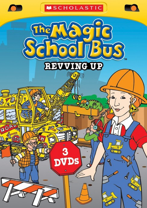 The Magic School Bus: Revving Up [3 Discs] - image 1 of 1