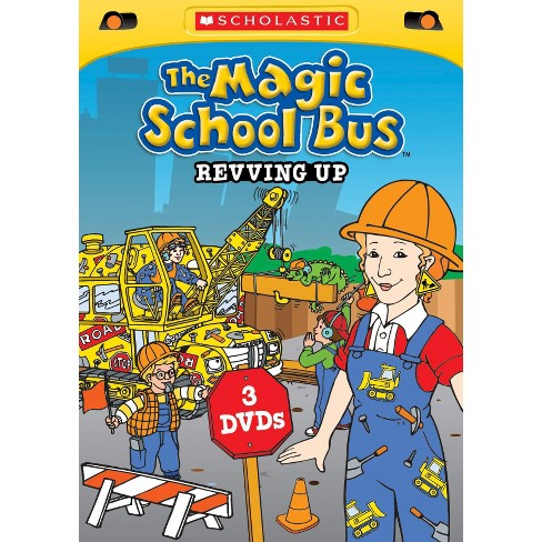 The Magic School Bus: Revving Up [3 Discs] - image 1 of 1