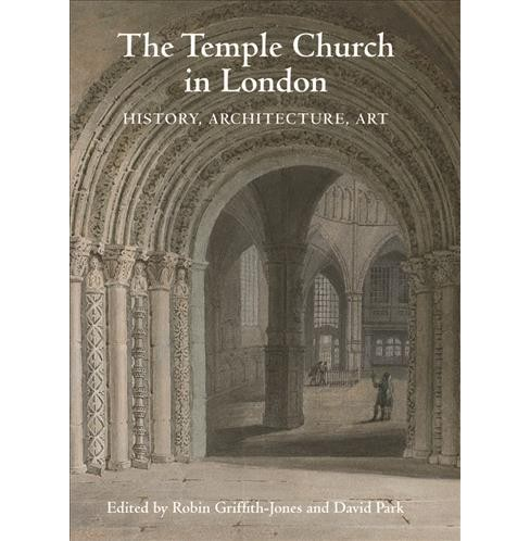 Temple Church in London : History, Architecture, Art -  Reprint (Paperback) - image 1 of 1