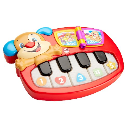 Fisher-Price Laugh & Learn Puppy's Piano - image 1 of 9