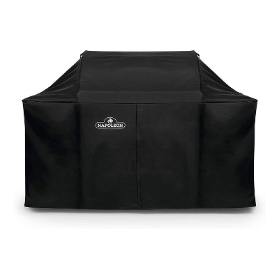 Napoleon Products 61627 Fade and Water Resistant Rogue 625 Series Gas Bbq Grill Outdoor Storage Cover, Black