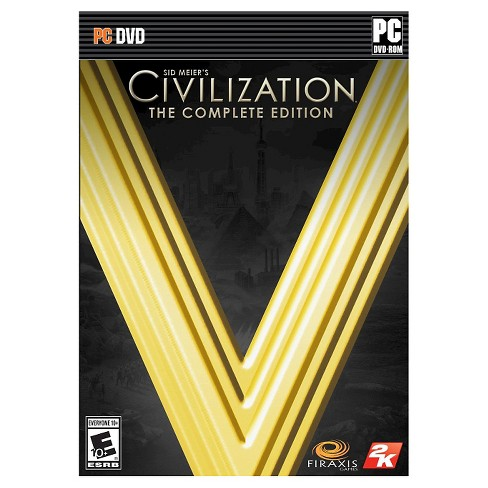 Sid Meier's Civilization: The Complete Edition - PC Game (Digital) - image 1 of 1