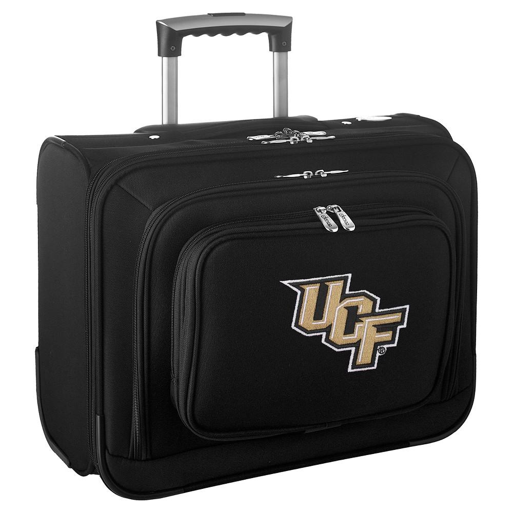 NCAA Ucf Knights Mojo Wheeled Laptop Overnighter Suitcase