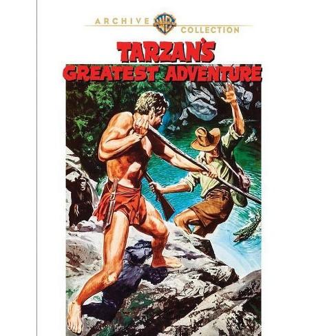 Tarzan's Greatest Adventure (Blu-ray) - image 1 of 1