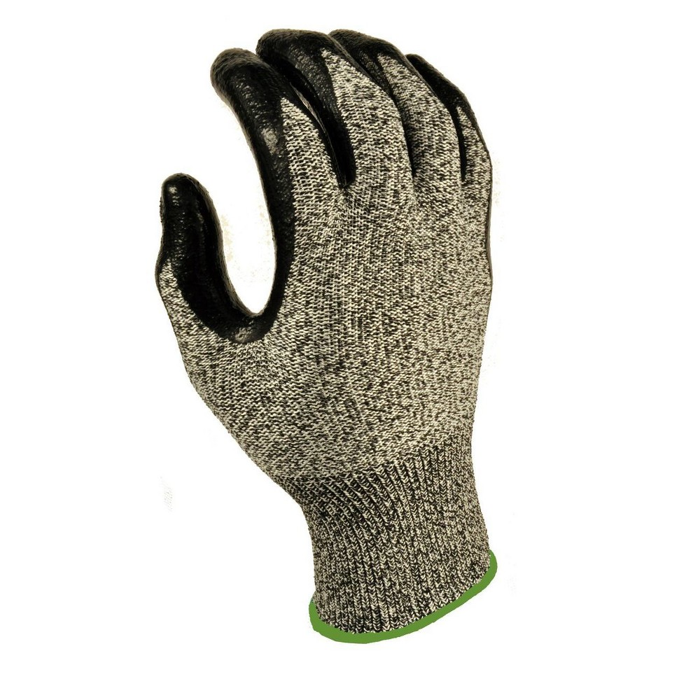 Image of Cutshield Cut Resistant Gloves - Large - Gray - G & F