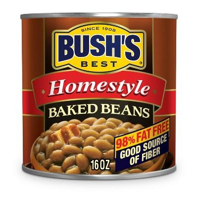 Bush's Homestyle Baked Beans - 16oz