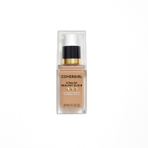 COVERGIRL® Vitalist Healthy Elixir Foundation - Tan Shades - image 1 of 4