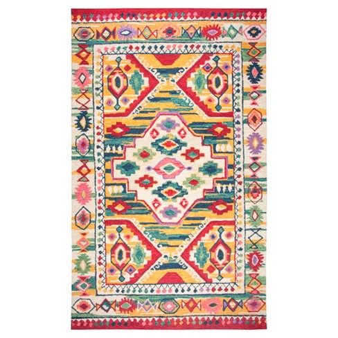 Natural Tribal Tufted Area Rug 10 X13 Rizzy Home Target