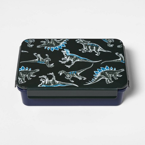Bento Box with Non-Removable Divider Dinosaur Decal - Cat & Jack™ - image 1 of 3