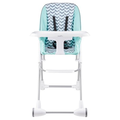 Evenflo Symmetry High Chair Spearmint Spree
