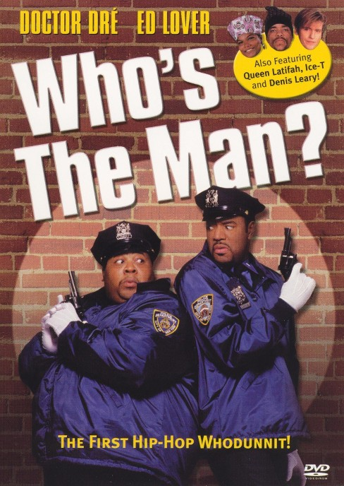 Who's the man (DVD) - image 1 of 1