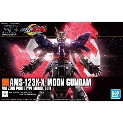 Bandai Hobby Moon Gundam HGUC Moon Gundam HG 1/144 Model Kit