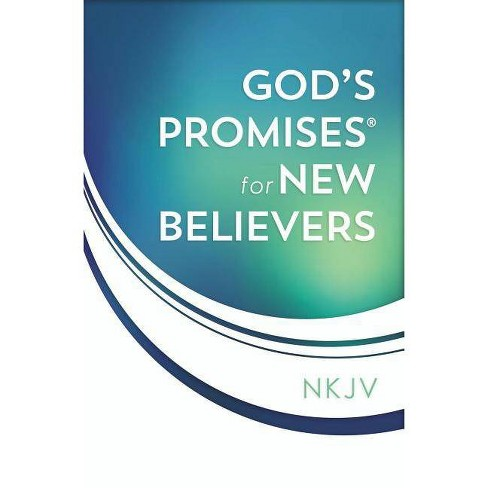 God's Promises for New Believers - by  Jack Countryman (Paperback) - image 1 of 1