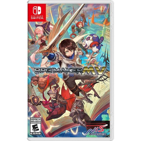 RPG Maker MV - Nintendo Switch - image 1 of 4