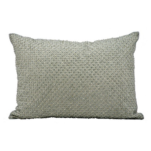 Tic Tac Toe Throw Pillow - Nourison - image 1 of 1