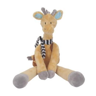 Lambs & Ivy Plush Giraffe - Choo Choo