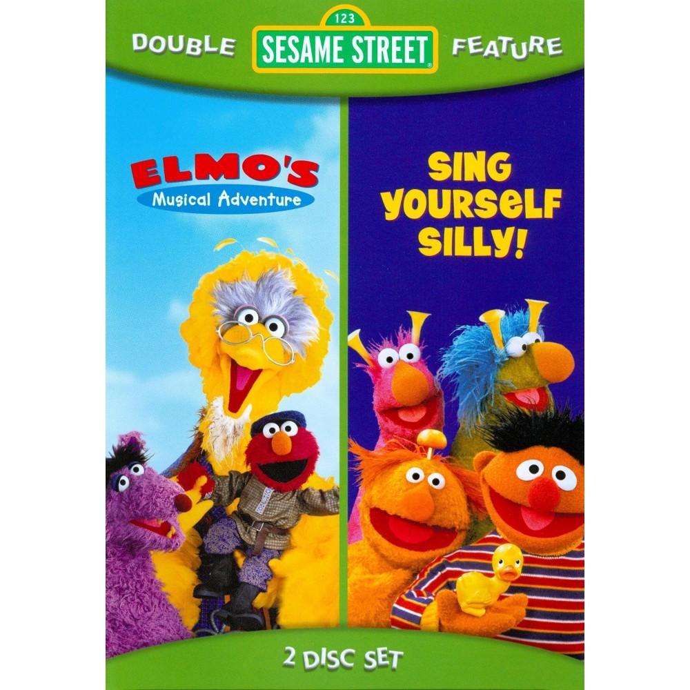 Sesame Street:Sing Yourself Silly/Elm (Dvd)