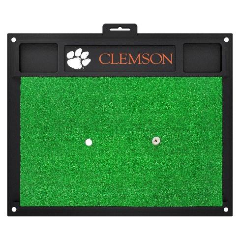 Clemson Tigers Fan mats Golf Hitting Mat - image 1 of 1