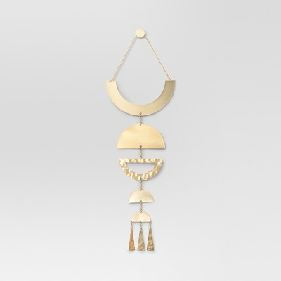 Wall Hanging Brass (6.25 x 18 )- Project 62™
